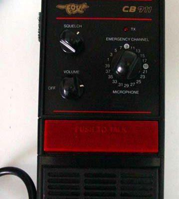 Fox CB-911